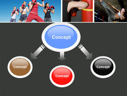 Kickboxing PowerPoint Template Slide 4