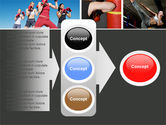 Kickboxing PowerPoint Template#11
