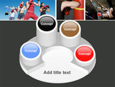 Kickboxing PowerPoint Template#12