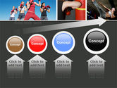 Kickboxing PowerPoint Template#13
