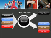 Kickboxing PowerPoint Template#14