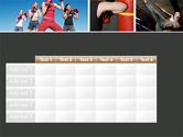 Kickboxing PowerPoint Template#15