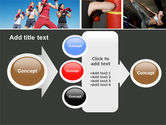 Kickboxing PowerPoint Template#17