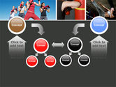 Kickboxing PowerPoint Template#19