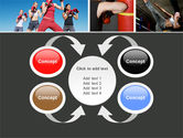 Kickboxing PowerPoint Template#6