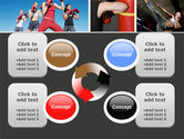 Kickboxing PowerPoint Template#9