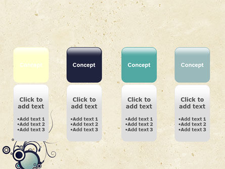 Decorative Design PowerPoint Template Slide 5