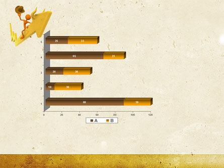 Stock Market Cowboy PowerPoint Template Slide 11