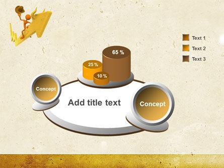 Stock Market Cowboy PowerPoint Template Slide 6