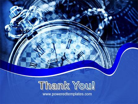 Magic Clock PowerPoint Template Slide 20