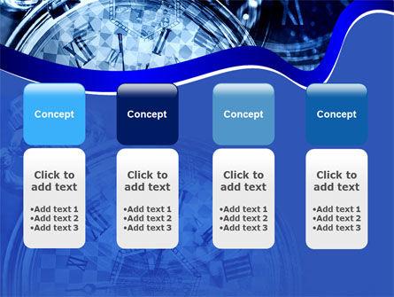 Magic Clock PowerPoint Template Slide 5