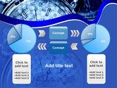 Magic Clock PowerPoint Template#11