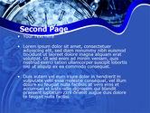 Magic Clock PowerPoint Template#2