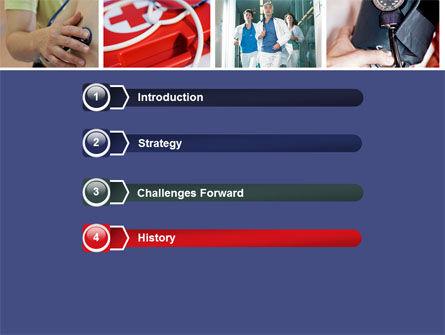 Medical Care PowerPoint Template, Slide 3, 04941, Medical — PoweredTemplate.com