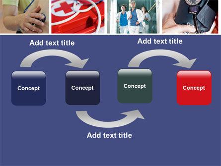 Medical Care PowerPoint Template, Slide 4, 04941, Medical — PoweredTemplate.com