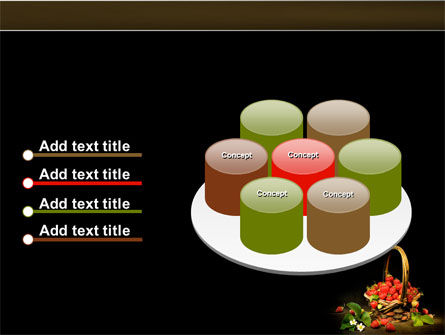 Strawberries PowerPoint Template Slide 12