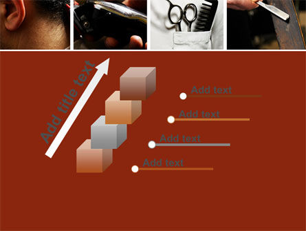 Barber PowerPoint Template Slide 14