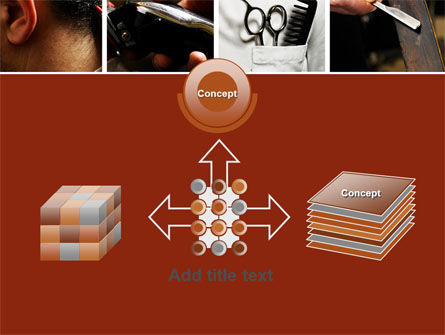 Barber PowerPoint Template Slide 19