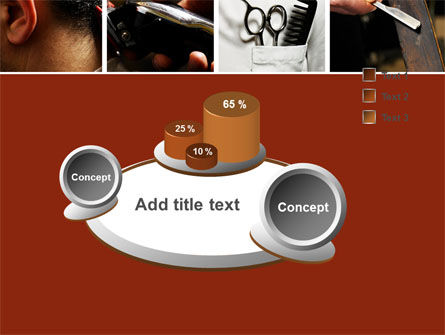 Barber PowerPoint Template Slide 6