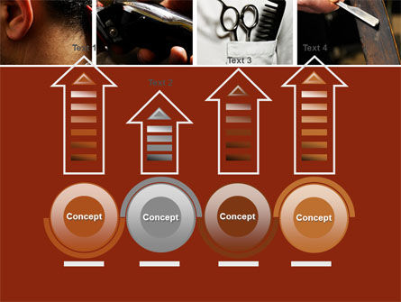 Barber PowerPoint Template Slide 7