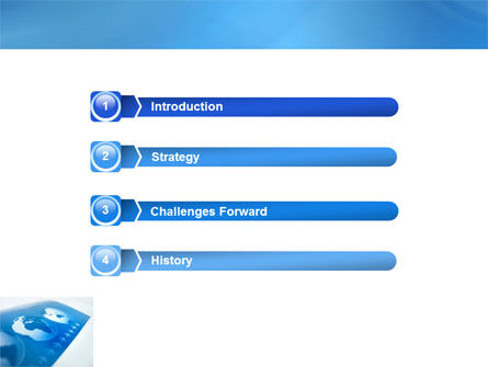 Air Transportation PowerPoint Template Slide 3