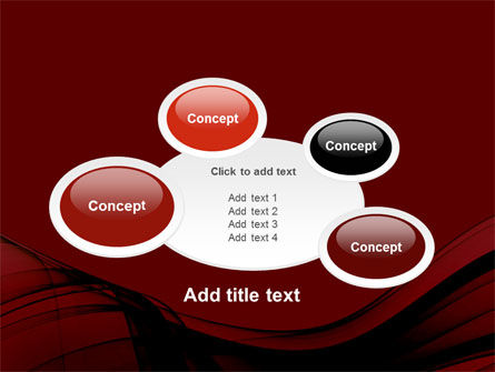 Mystic Beauty PowerPoint Template Slide 16