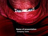 Art & Entertainment: Mystic Beauty PowerPoint Template #04951