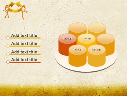 Resolving PowerPoint Template Slide 12
