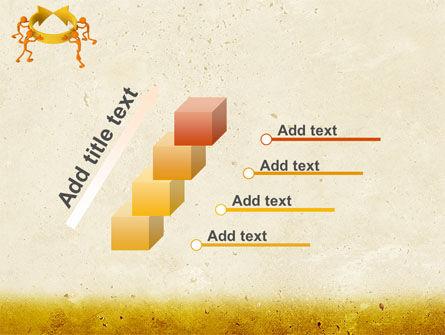Resolving PowerPoint Template Slide 14