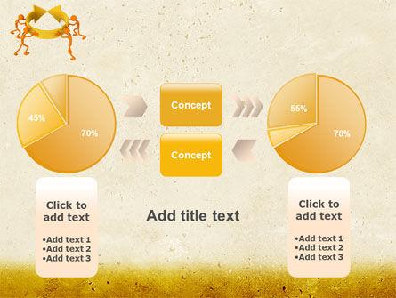 Resolving PowerPoint Template Slide 16