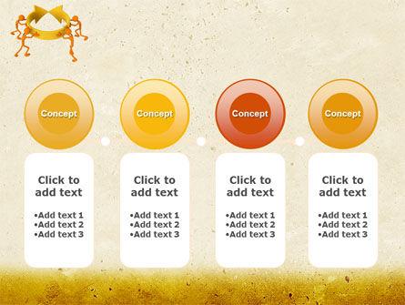 Resolving PowerPoint Template Slide 5