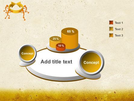 Resolving PowerPoint Template Slide 6