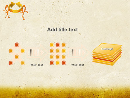 Resolving PowerPoint Template Slide 9