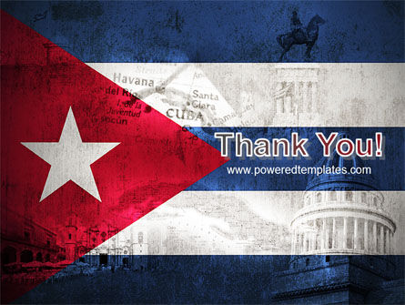 Cuba PowerPoint Template Slide 20