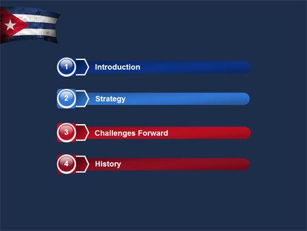 Cuba PowerPoint Template Slide 3