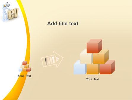 Curriculum Vitae PowerPoint Template Slide 13