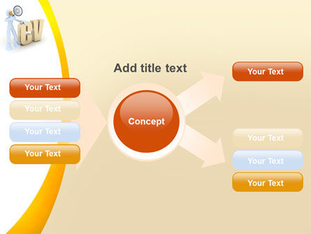 Curriculum Vitae PowerPoint Template Slide 15