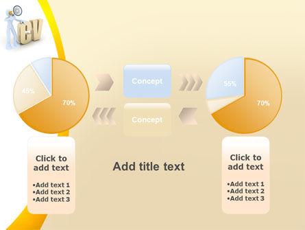 Curriculum Vitae PowerPoint Template Slide 16