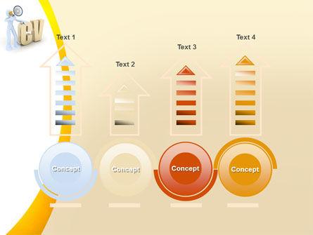 Curriculum Vitae PowerPoint Template Slide 7