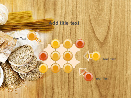 Staple Food PowerPoint Template Slide 10