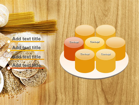 Staple Food PowerPoint Template Slide 12