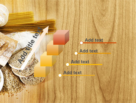 Staple Food PowerPoint Template Slide 14