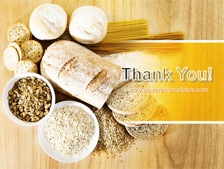 Staple Food PowerPoint Template Slide 20