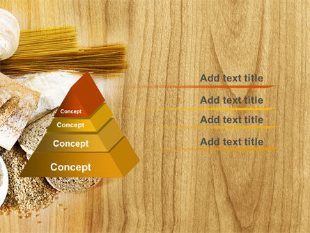 Staple Food PowerPoint Template Slide 4