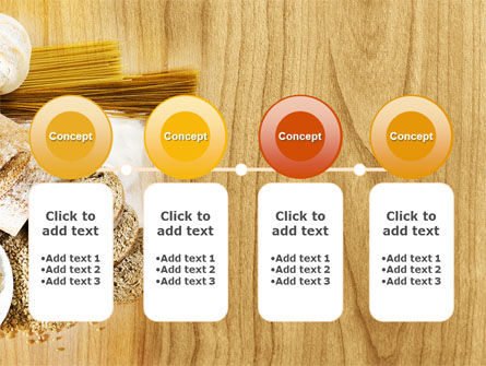 Staple Food PowerPoint Template Slide 5