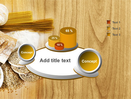 Staple Food PowerPoint Template Slide 6
