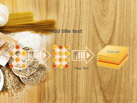 Staple Food PowerPoint Template Slide 9