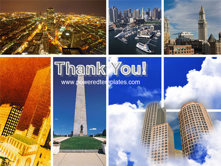 Boston PowerPoint Template Slide 20