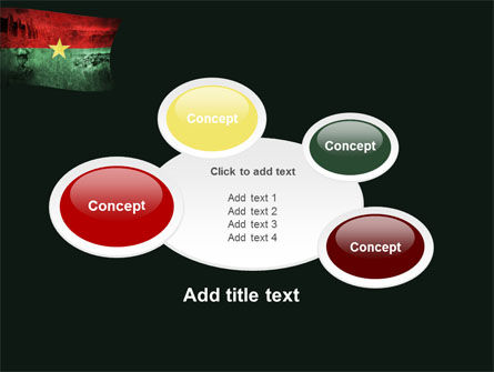 Burkina Faso PowerPoint Template Slide 16
