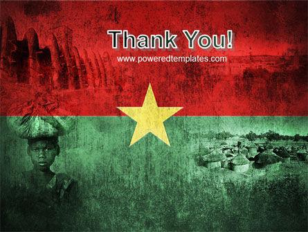Burkina Faso PowerPoint Template Slide 20